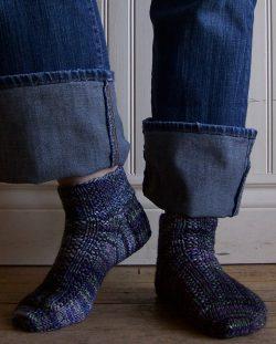 Simple Socks Class for Women & Men