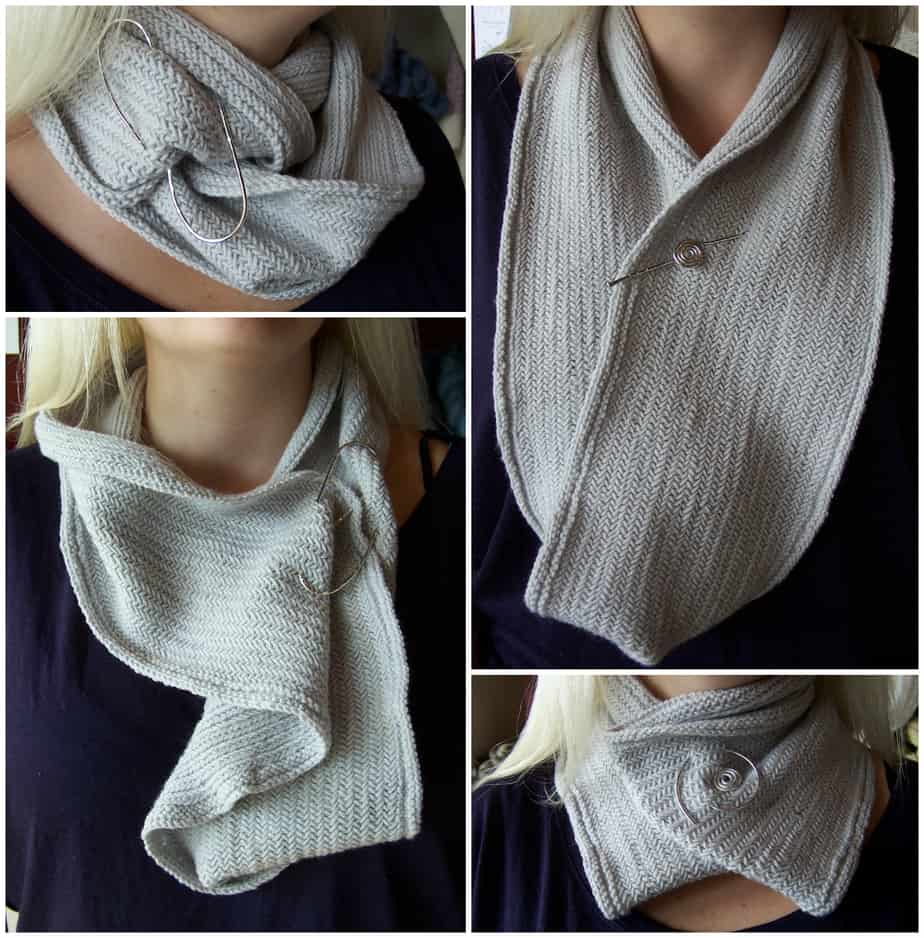 Manitou Mist Cowl Pattern