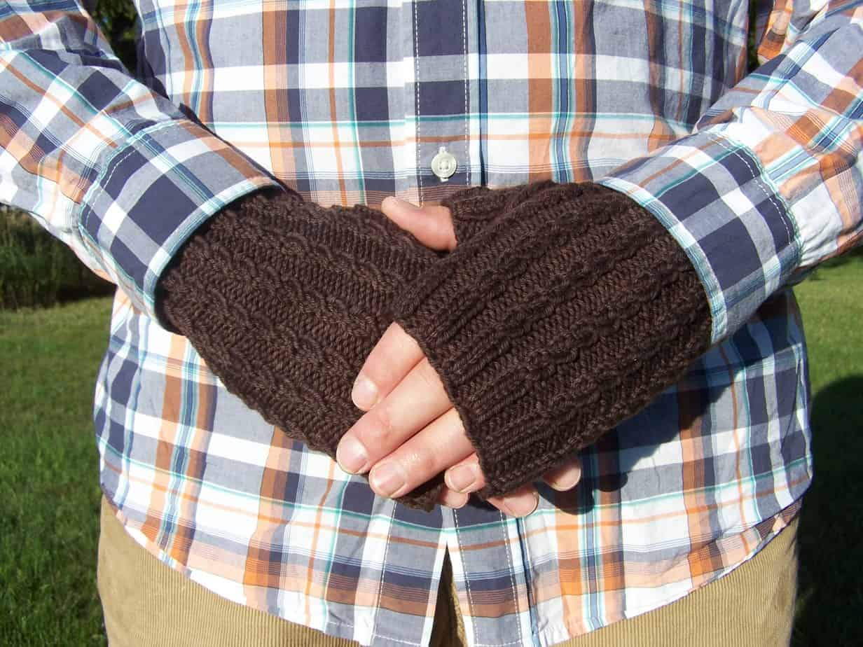 Cider Mill Mitts Pattern