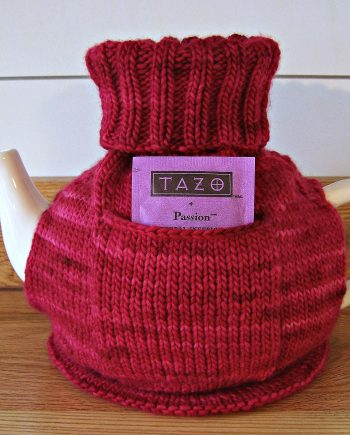 Cranberry Cottage Tea Cozy Pattern