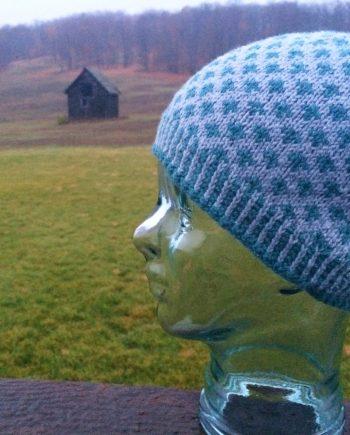 Swiss Check Hat Kit