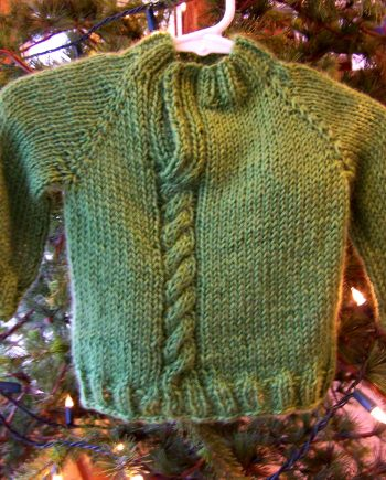 Little Sprite Sweater Kit